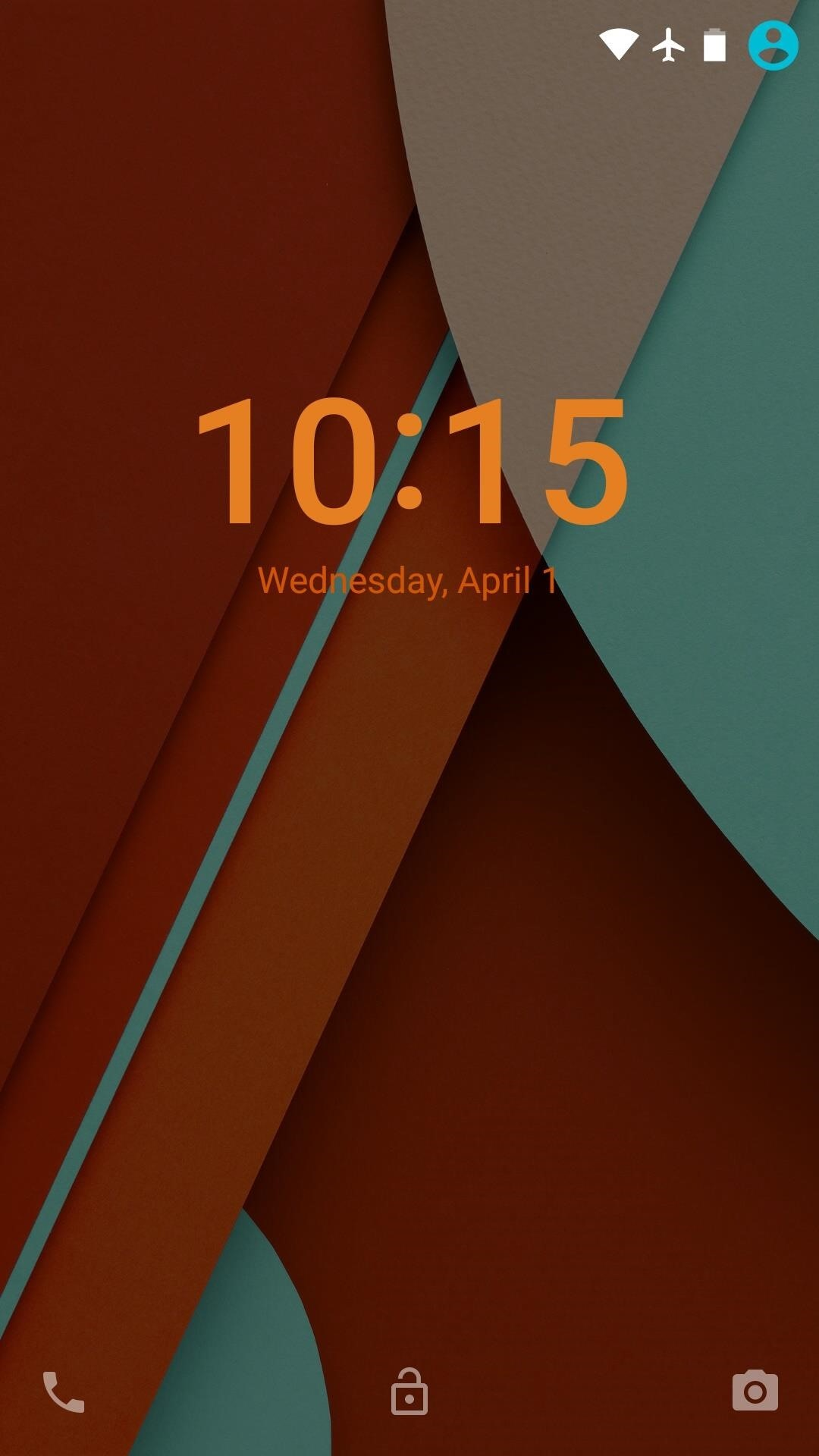 How to Theme Your Lock Screen on Android Lollipop