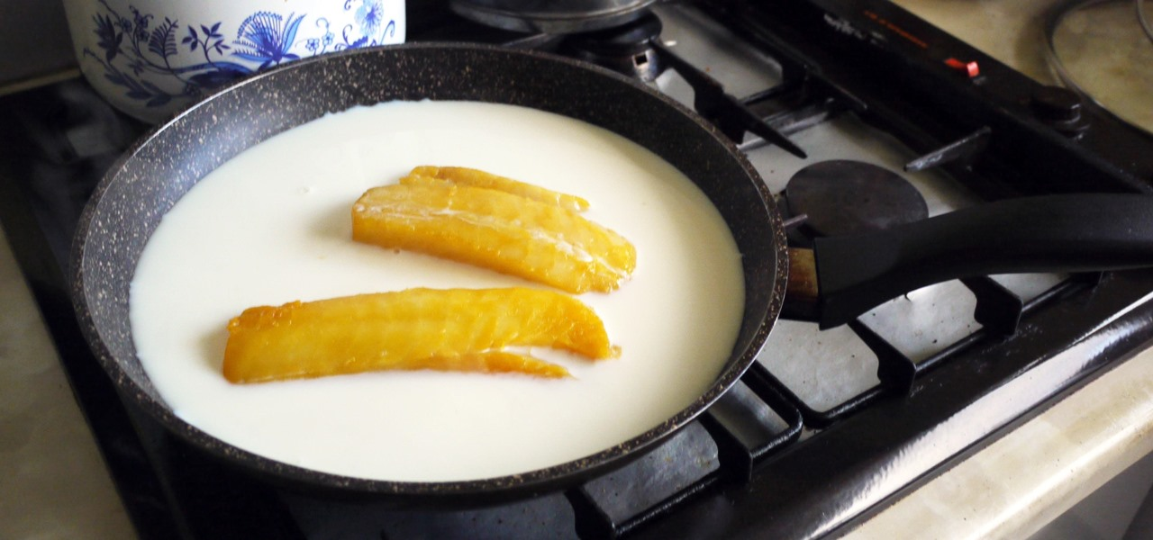 Fish Cooked in Milk—It's Not Gross, It's Magic