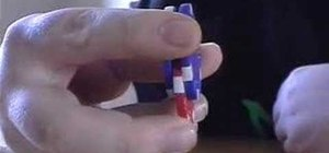 Do the poker chip twirl trick