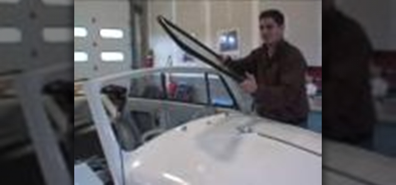 How To Remove The Windows To A Classic Vw Beetle Bug 171 Car