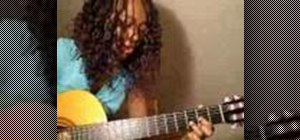 "Play ""My Immortal"" by Evanescence on the guitar"