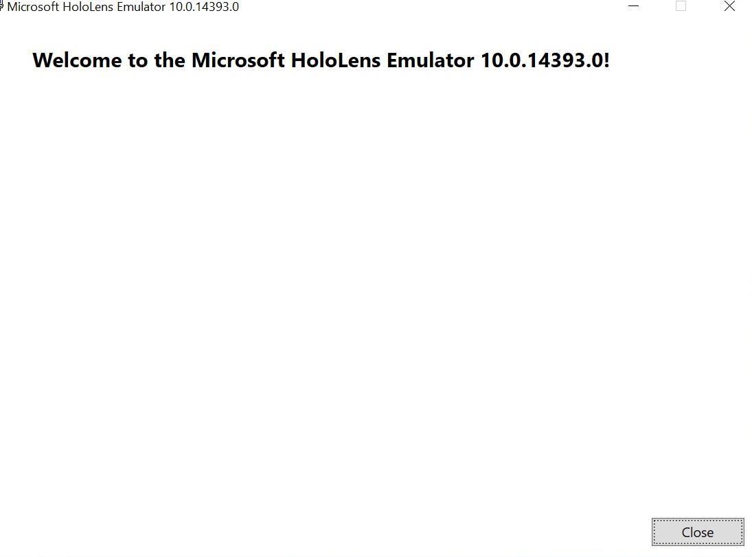 HoloLens Dev 101: How to Install & Set Up the HoloLens Emulator