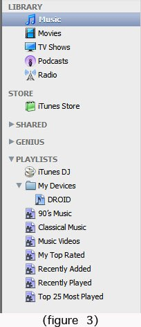 How to Sync the PlayStation Phone by Sony Ericsson with Your iTunes Library