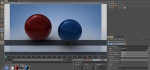 Set up an HDRI scene in MAXON Cinema 4D