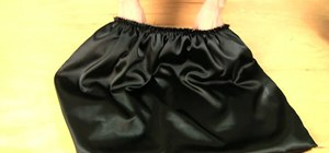 Create a high-waisted poofy skirt with Gianny L