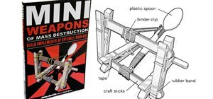 2 DIY Projects from John Austin's Mini Weapons of Mass Destruction