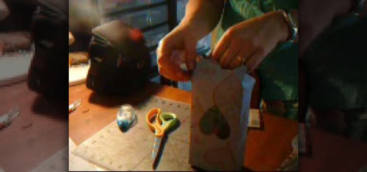 how to make handmade paper bag