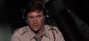 Airplane! - Engine Fire