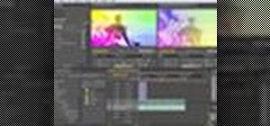 Add titles in Premiere Pro CS4