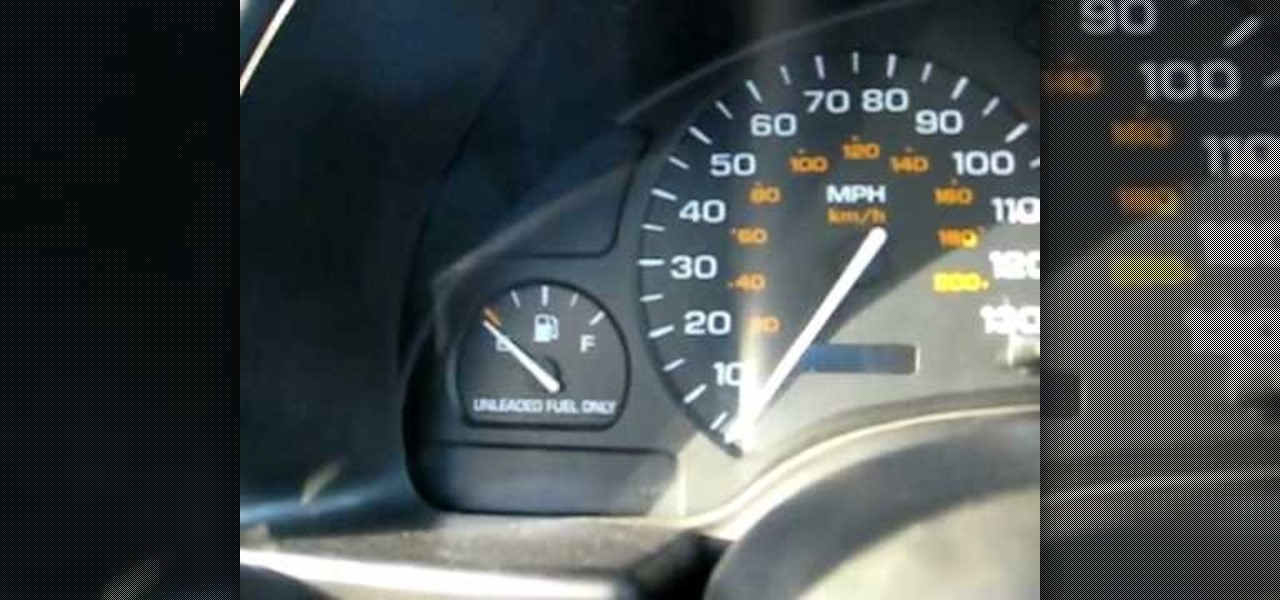 How To Reset The Service Engine Light On A Saturn S Series