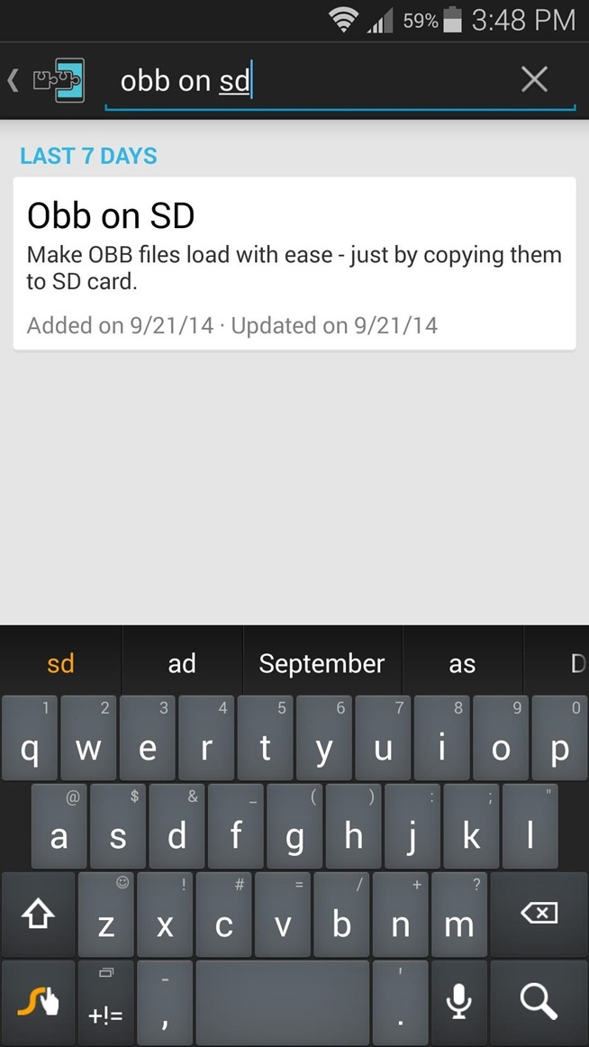 Free Up Space on Android by Moving Large Game Files to an SD Card