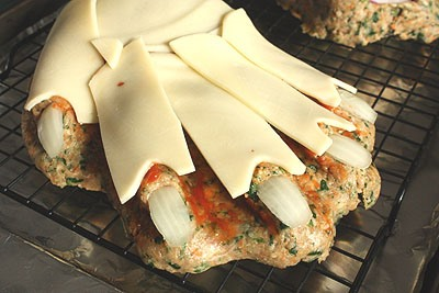 Yummy: Mutilated Hands...Edible