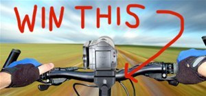 Your Best Action Shot by September 12th. WIN: Bike Camera Mount [CLOSED]