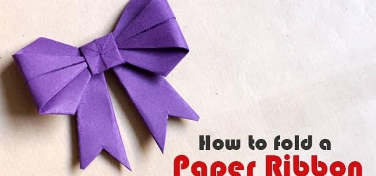 How to Origami a cute rose  Origami  WonderHowTo