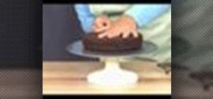 Split cake layers