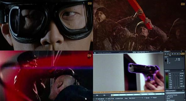 "How to Add Kato-Vision to Your Movies with After Effects (As Seen in ""The Green Hornet"")"