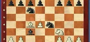 Use the chess Greco's Attack in the Italian Game