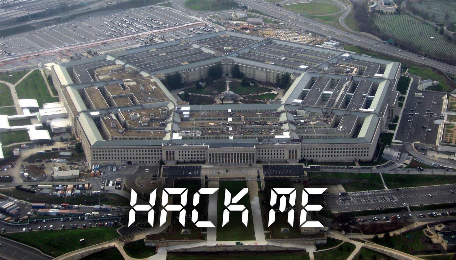 White Hat Hacking: Hack the Pentagon?