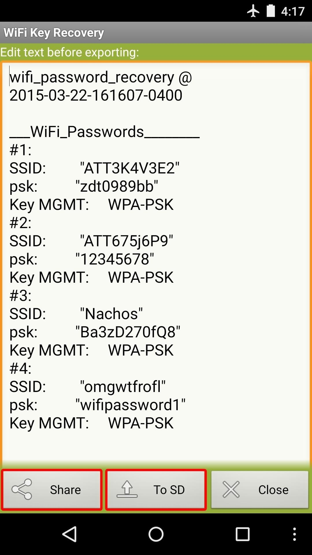 How To See Passwords for Wi-Fi Networks You've Connected