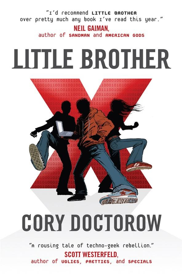 Book Review: Little Brother by Cory Doctorow