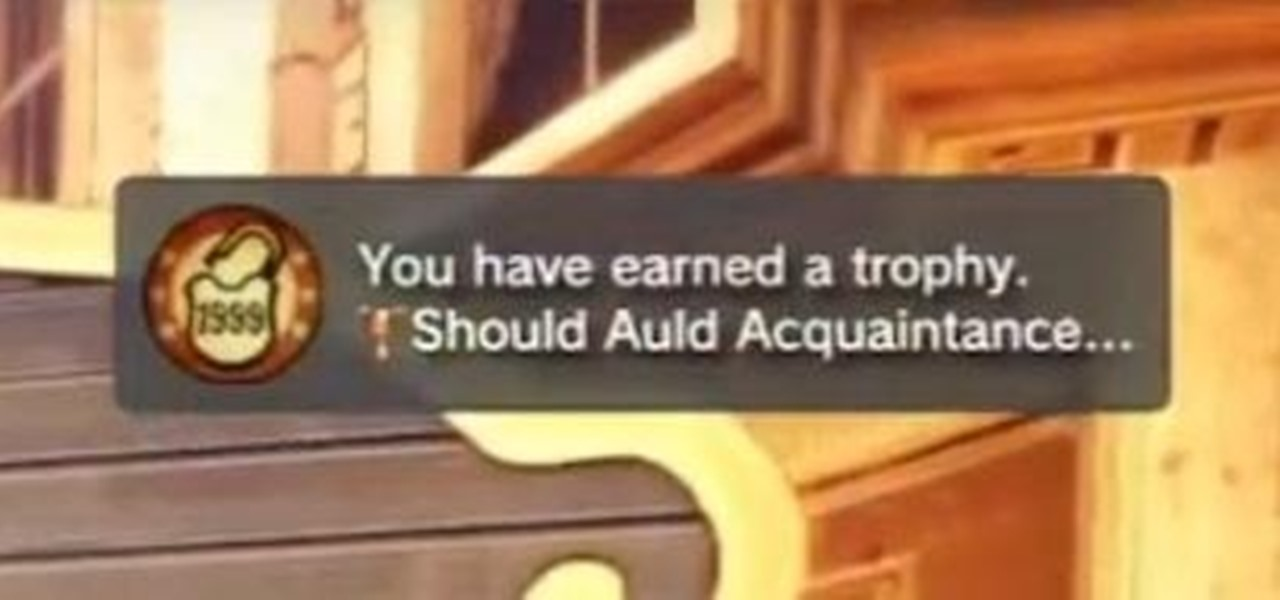 "Earn the ""Should Auld Acquaintance"" Achievement in BioShock: Infinite"
