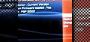 Hack A PSP 2000 TA-88 V3 and PSP 3000