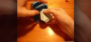 Origami a cuboctahedron