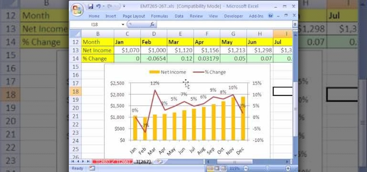 How to calculate percentage change in microsoft excel microsoft how to calculate percentage change in microsoft excel microsoft office wonderhowto ccuart Image collections