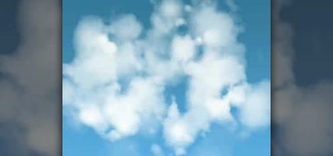 Free Hi-Res Clouds Photoshop Brush Set 2