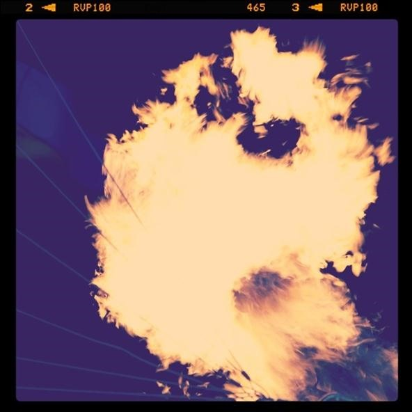 Instagram Challenge: Propane Fireball