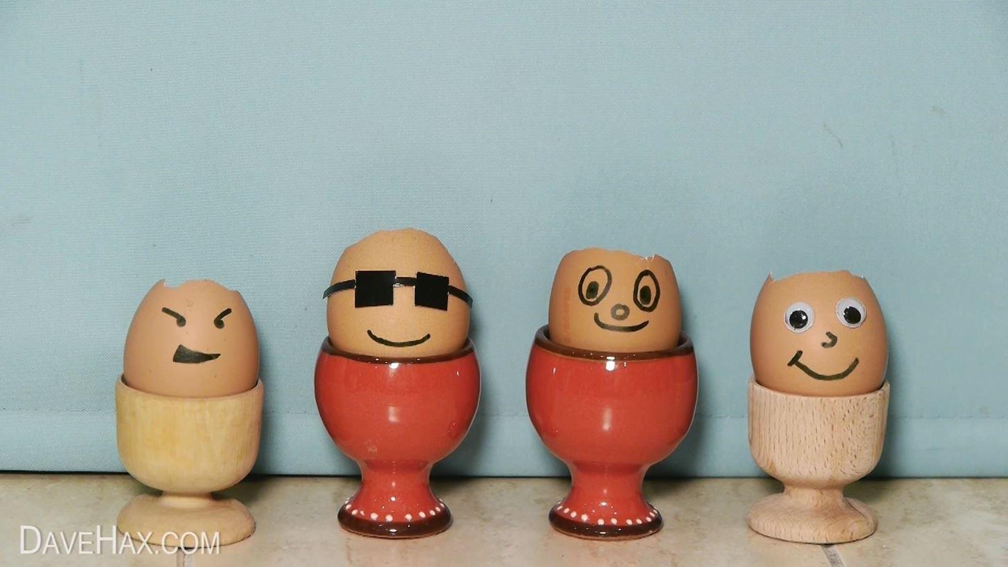 Alternative Easter Eggs