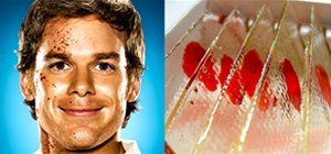 Blood Slide Candy (à la Dexter)