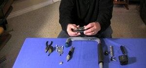 Build a homemade steadycam camera stabilizer