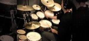 Learn alternative stick ideas on your drums kit