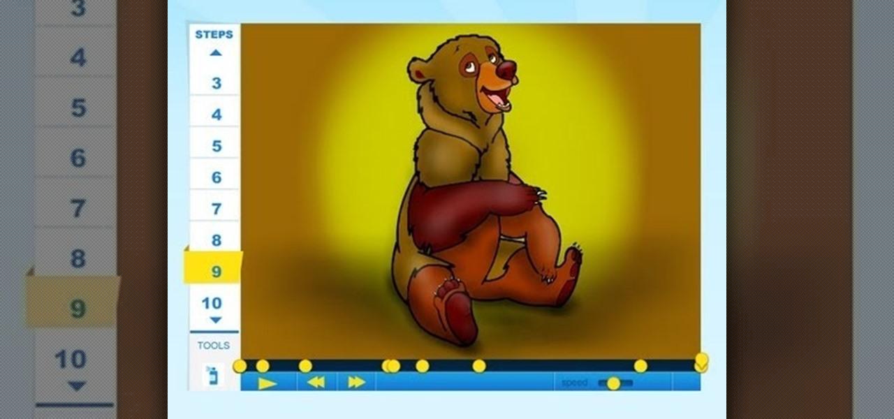 Draw a Bear