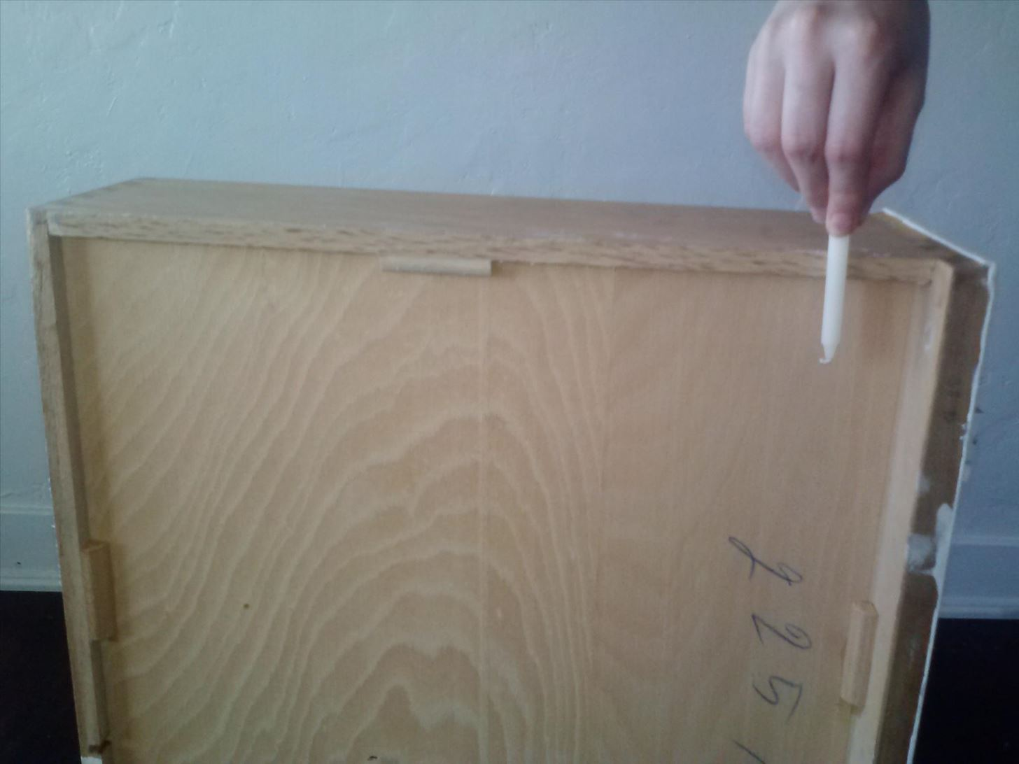 How to Make Sticky or Stubborn Wooden Drawers Slide More Smoothly