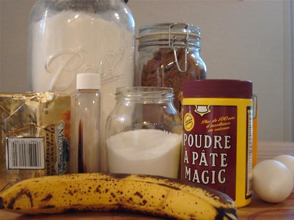 How to Bake Banana Bread