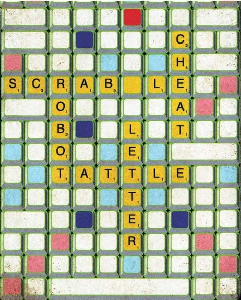 Scrabble Cheats: The Guilt of Playing IWI