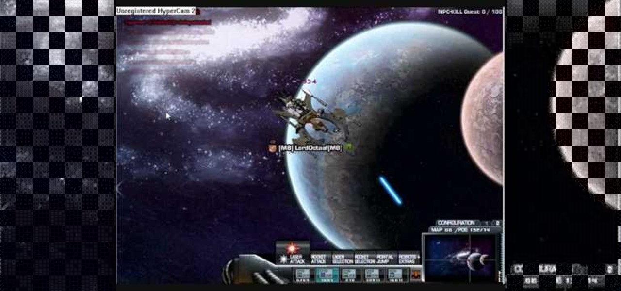 How to Complete the galaxy gates when playing DarkOrbit « PC Games