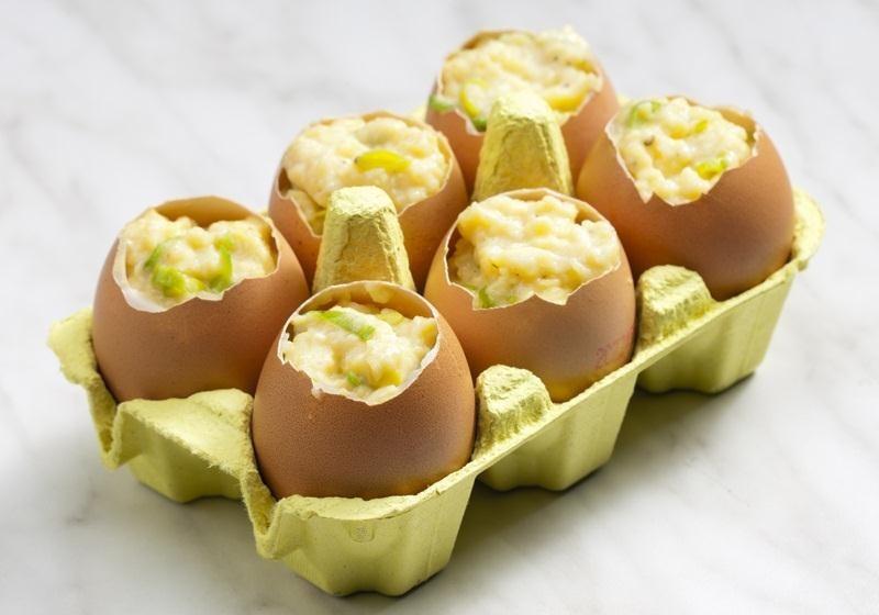 How a Breakfast Badass Makes Eggs: Scrambled AND Hard ...