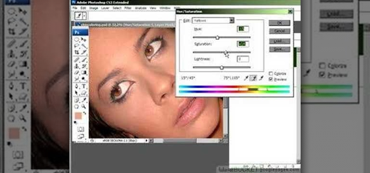 how to make skin colour in photoshop