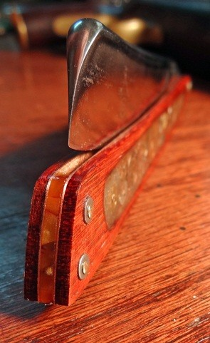 How to Make a Steampunk Straight Razor