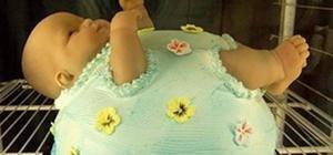 Baby Cake Wreck