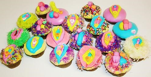 "Ew. Vajayjay Cupcakes With a Whole Lotta ""Sprinkles"""