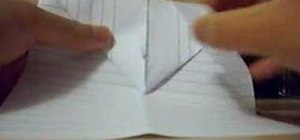 Fold the best paper airplane