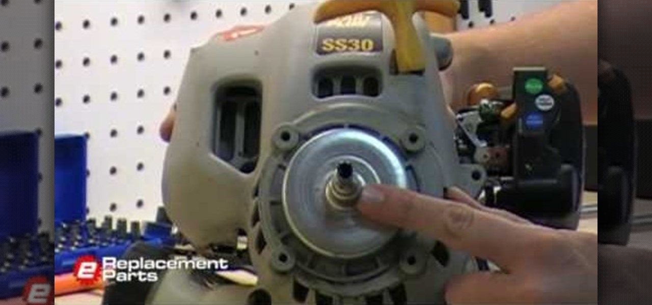 How To Remove A Trimmer Clutch From Most Line String