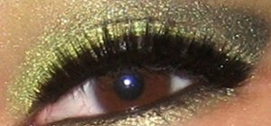 "Get Taylor Swift ""Our Song"" inspired eye makeup look"
