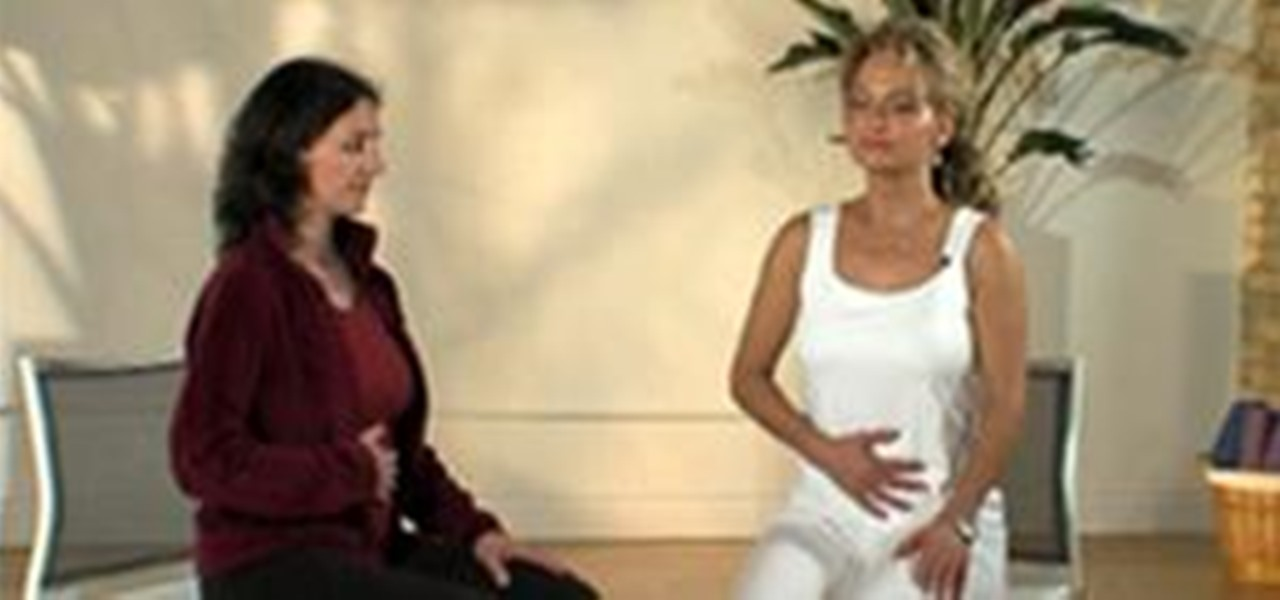Banish Stress with Simple Yoga Breathing