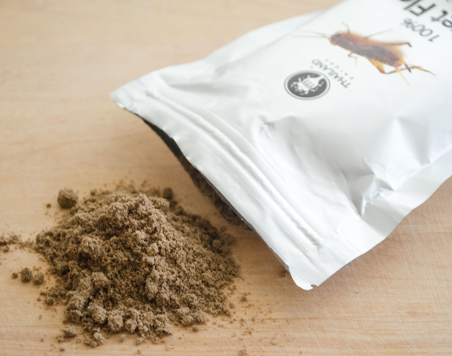Tested: Baking with Cricket Flour Is Not as Gross as You Think