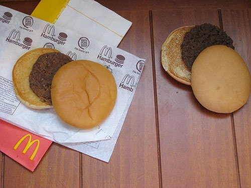 Cheeseburger Dipped in Acid (Plus: Why You Should Fear McDonald's)
